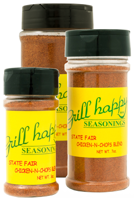 Grill Happy Seasoning